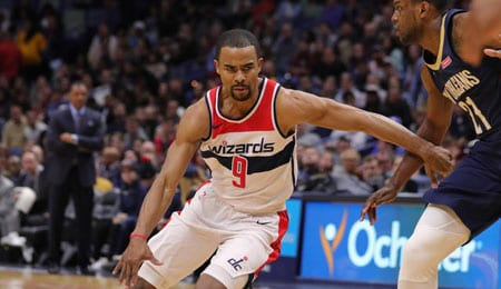 Ramon Sessions has played well for the Washington Wizards.
