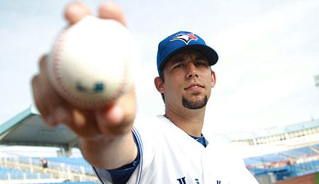 Ryan Tepera has taken over as the closer of the Toronto Blue Jays.