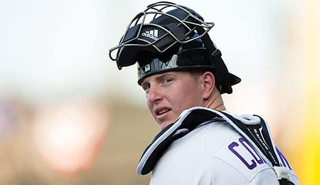 Zack Collins is the catcher of the future for the Chicago White Sox.