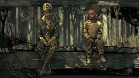 Walking Dead The Final Season