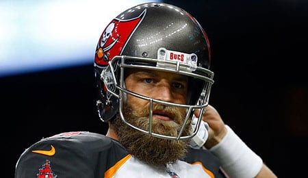 Ryan Fitzpatrick has been superb so far for the Tampa Bay Buccaneers.