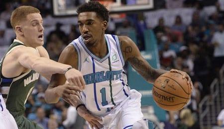 Malik Monk is looking like a breakout star for the Charlotte Hornets.